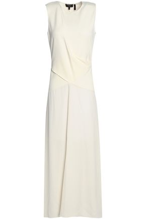THEORY Crepe de chine maxi dress