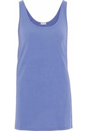 SPLENDID Stretch-Supima cotton jersey tank