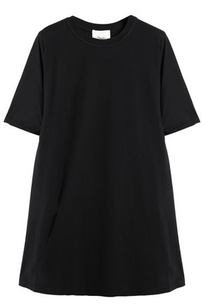 3.1 PHILLIP LIM Cotton and silk-blend mini dress