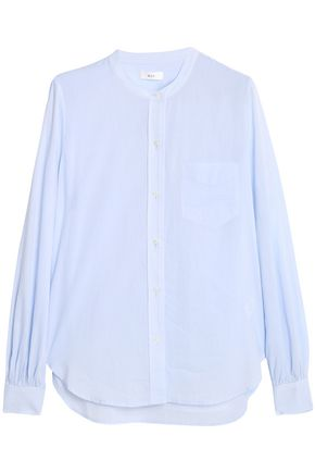 A.L.C. Cotton-poplin top