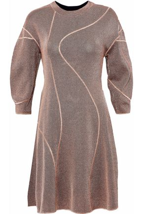 M MISSONI Metallic stretch-knit dress