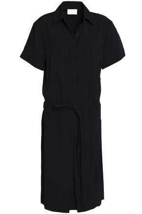 DKNY Twill shirt dress