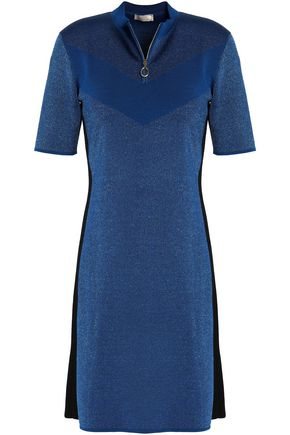 NINA RICCI Stretch-knit mini dress