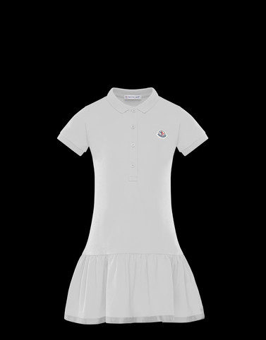 DRESS White Junior 8-10 Years - Girl
