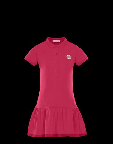 DRESS Pink Junior 8-10 Years - Girl Woman