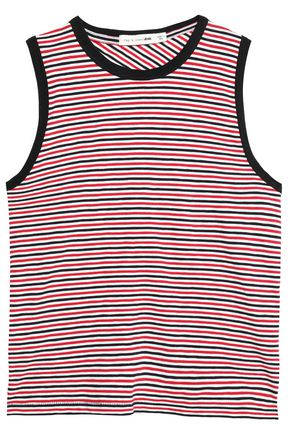 RAG & BONE/JEAN Striped cotton top