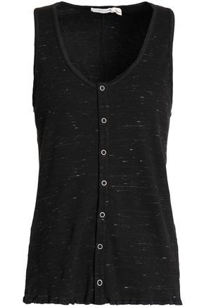 RAG & BONE/JEAN Cotton-jersey top