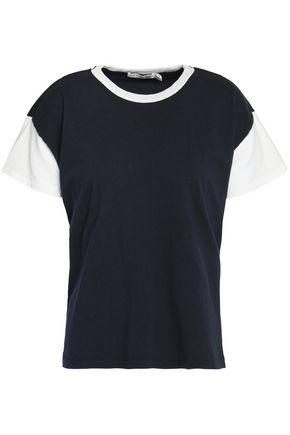 RAG & BONE/JEAN Cotton-jersey top