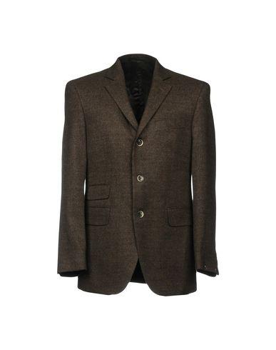 Фото - Мужской пиджак ROYAL CLOTHING® цвета хаки