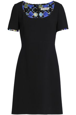 EMILIO PUCCI Wool mini dress