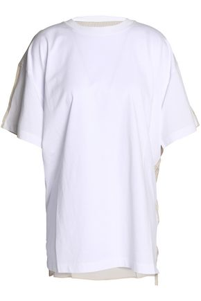 MM6 MAISON MARGIELA Cotton-jersey top