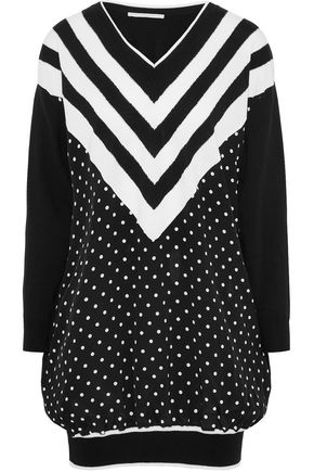 STELLA McCARTNEY Intarisa wool mini dress