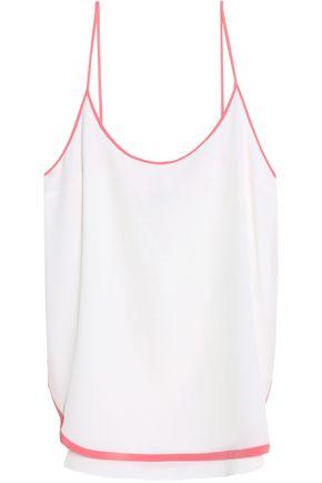 EMILIO PUCCI Silk crepe de chine camisole