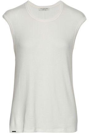 HALSTON HERITAGE Stretch-modal T-shirt