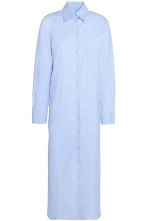 MM6 MAISON MARGIELA Cotton poplin maxi dress