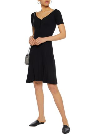 Ribbed Knit Dress by L'agence