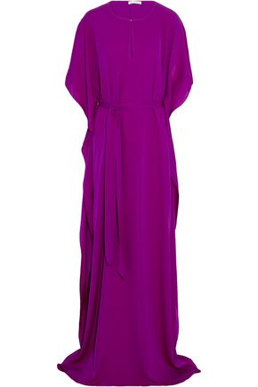WOMAN GOWNS PURPLE