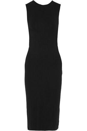 ALEXANDERWANG.T Cutout stretch-modal jersey dress
