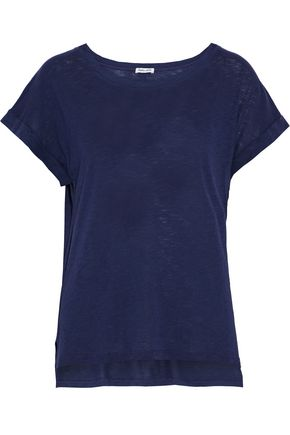 SPLENDID Slub Micro Modal and Supima cotton-blend T-shirt
