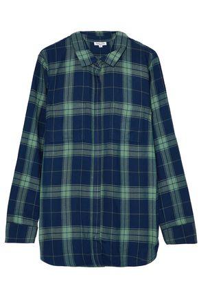 SPLENDID Checked flannel shirt