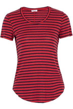 SPLENDID Striped jersey T-shirt