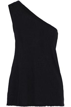 RTA Slub cotton and cashmere-blend jersey T-shirt