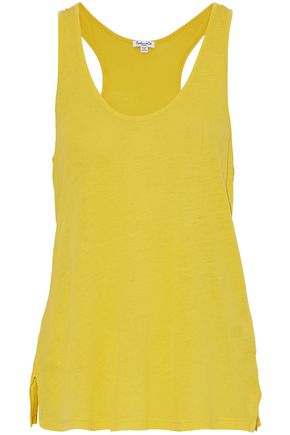 SPLENDID Vintage Whisper slub Supima cotton-jersey tank