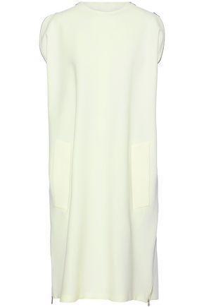 JIL SANDER Zip-detailed cady dress