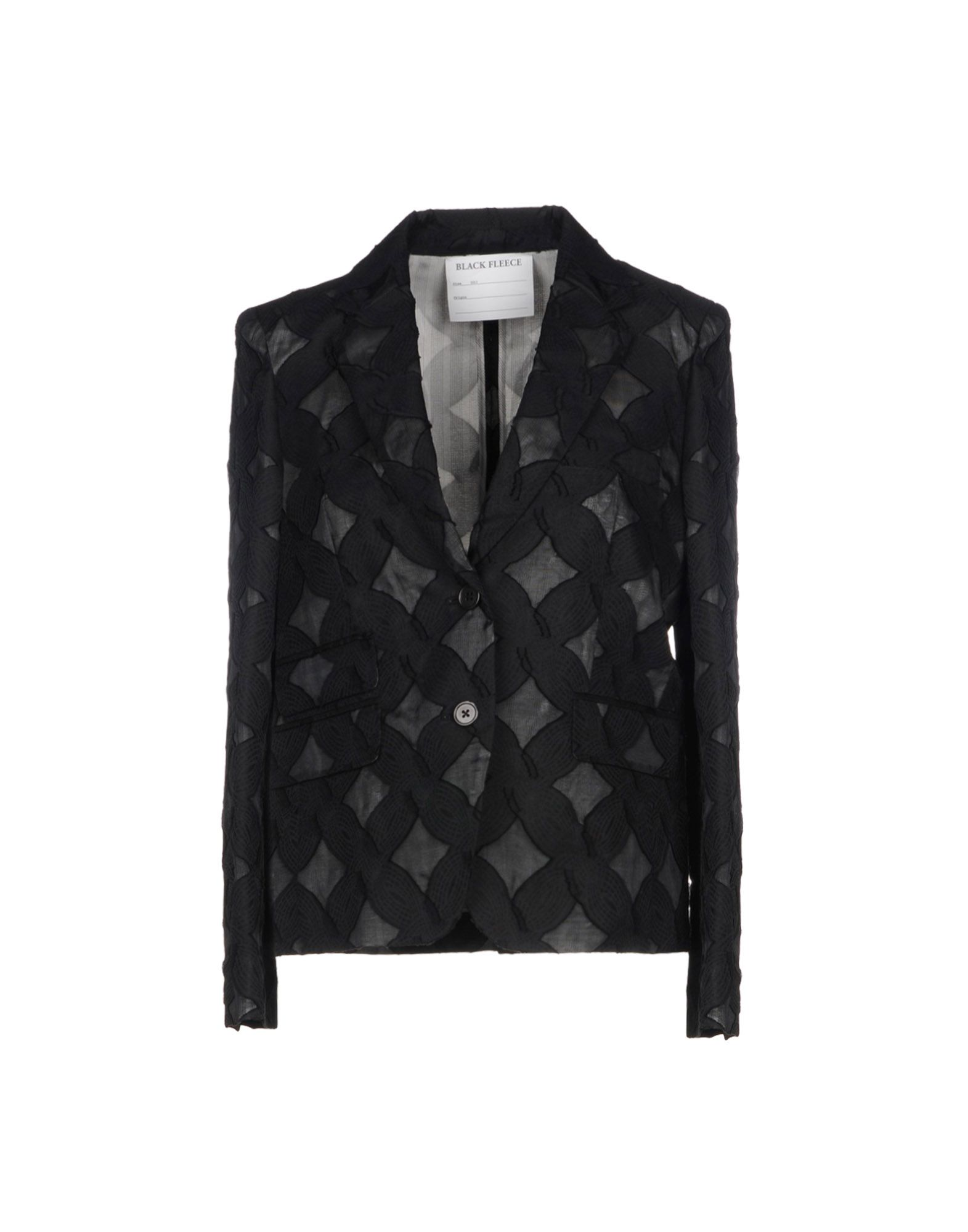 BLACK FLEECE by BROOKS BROTHERS Пиджак fleece lined jacket with epaulet