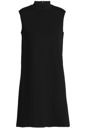McQ Alexander McQueen Scuba turtleneck dress