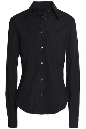 DOLCE & GABBANA Cotton-poplin shirt