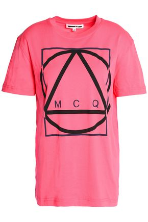 McQ Alexander McQueen Short Sleeved