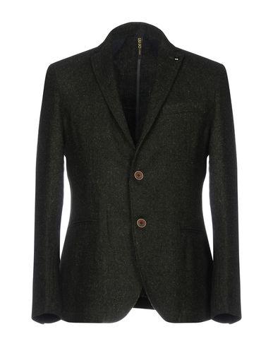 Фото - Мужской пиджак LIU •JO MAN темно-зеленого цвета