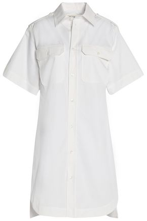 MARNI Cotton-poplin shirt dress