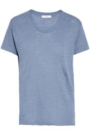 IRO Slub linen T-shirt