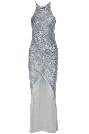 Eyelene layered printed silk-organza gown | IRO | Sale up to 70% off ...