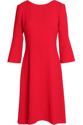 GOAT Wool-crepe dress
