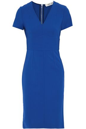 DIANE VON FURSTENBERG Stretch-wool dress
