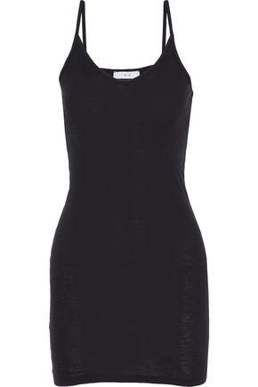 IRO Frances ribbed cotton-jersey mini dress
