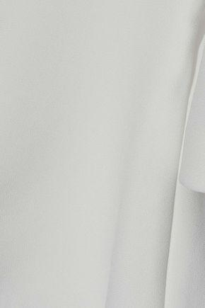RACHEL ZOE One-shoulder crepe top