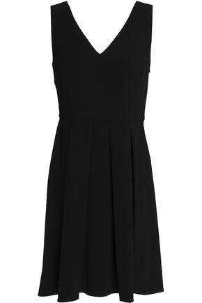 CLAUDIE PIERLOT Rire bow-detailed crepe dress