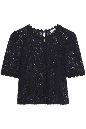 CLAUDIE PIERLOT Corded lace top
