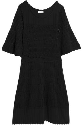 CLAUDIE PIERLOT Crochet-knit dress
