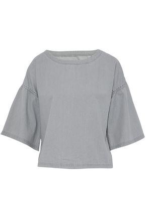 J BRAND Cotton-twill top