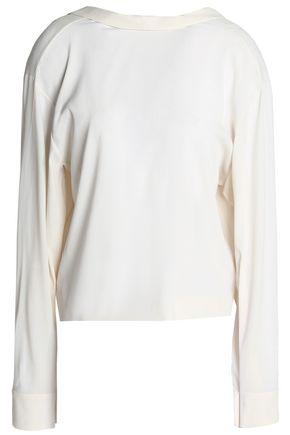 MARNI Crepe de chine shirt