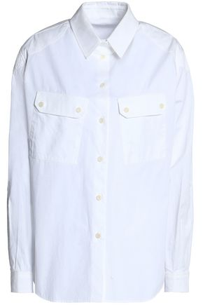BELSTAFF Cotton-poplin shirt
