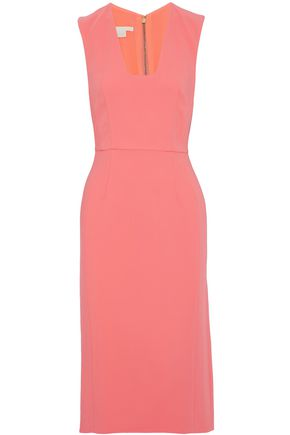 ANTONIO BERARDI Stretch-crepe dress
