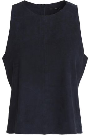 J BRAND Suede top