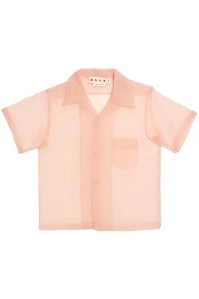 MARNI Seersucker shirt