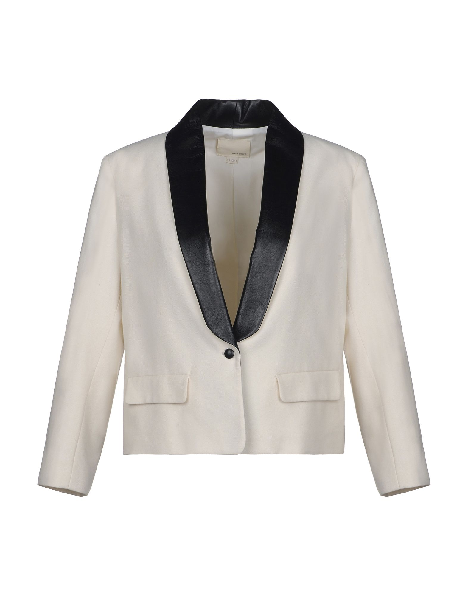BAND OF OUTSIDERS Blazer in Ivory